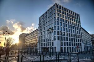 Site principal du Tribunal de commerce francophone de Bruxelles
